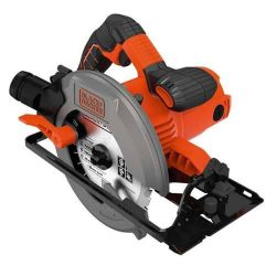 Пила дисковая Black+Decker CS1550 1500Вт