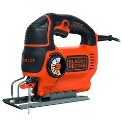 Электролобзик Black+Decker KS801SE 550Вт